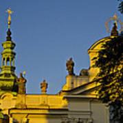 Prague - Strahov Monastery Poster