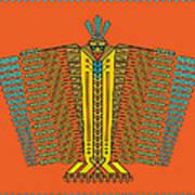 Prairie Eagle Poster
