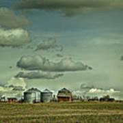 Prairie Life Style Poster
