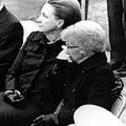 President Harry Trumans Funeral. Bess Poster