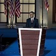 Presidential Candidate Barack Obama Poster by Everett
