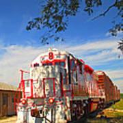 Prettiest Train Ever Poster
