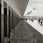Promenade Des Planches Poster