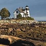 Prospect Harbor Lighthouse Poster