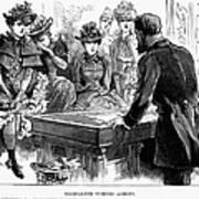 Prostitution, 1892 Poster