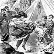 Prostitution, 1895 Poster