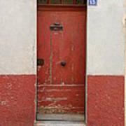 Provence Door 13 Poster