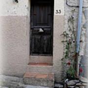 Provence Door Number 33 Poster