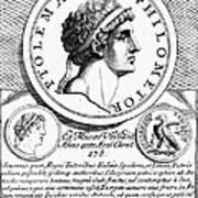 Ptolemy Vi (d. 145 B.c.) Poster