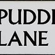 Pudding Lane Poster