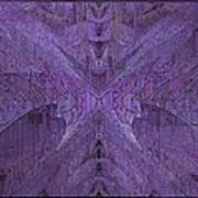 Purple Poeticum Poster