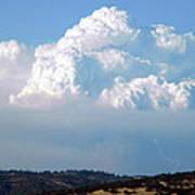 Pyrocumulus Cloud  Poster