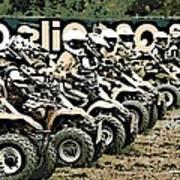 Quad Racers Poster