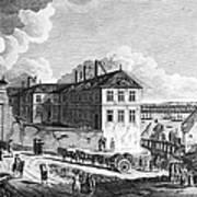 Quebec: Ruins, 1761 Poster