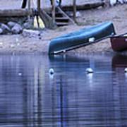 Quiet Canoes Poster