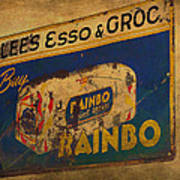 Rainbo Bread Poster