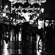 Raining In Dublin Poster