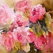 Raining Roses Poster