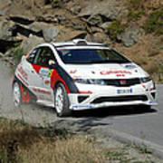 Rally Race Poster