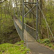 Ramsey Swing Bridge 2 Poster