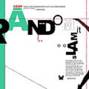 Random Poster by Naxart Studio