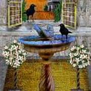 Ravens Wood Fantasy Poster