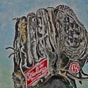 Rbg 36 B Ken Griffey Jr. Poster by Jame Hayes
