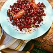 Red Beans And Rice Poster