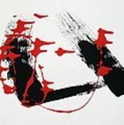 Red Brigade Dancers Poster