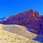 Red Rock Canyon 4 Poster