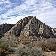 Red Rock Canyon - Nevada Poster