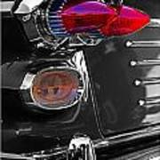 Red Tail Lights Poster