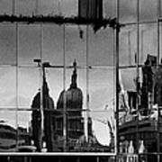 Reflection Of The City Poster