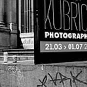Remembering Kubrick Poster