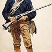 Remington: Soldier, 1901 Poster