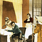 Rene Laennec, French Physician Poster