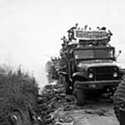 Return Of Pows During Operation Big Poster