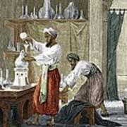 Rhazes, Islamic Scholar Poster