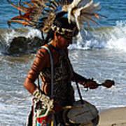 Rhythm Of The Ocean Poster