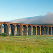 Ribblehead Viaduct, Yorkshire Dales Poster