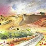 Ribera Del Duero In Spain 11 Poster
