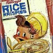 Rice Krispies Poster
