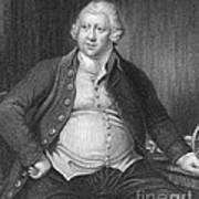 Richard Arkwright, English Industrialist Poster
