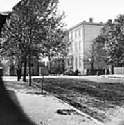 Richmond: Davis Home, 1865 Poster