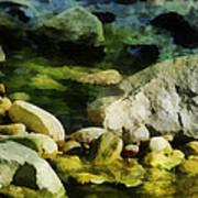 River Rocks 3 Poster