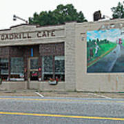 Roadkill Cafe Poster