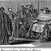 Robert Barnes (1495-1540) Poster by Granger