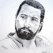 Robert De Niro In The Mission Poster