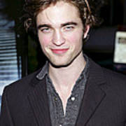 Robert Pattinson At Arrivals For Harry Poster