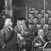 Robert Walpole (1676-1745) Poster